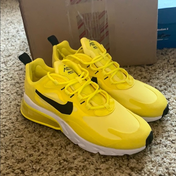 Nike Shoes | Air 70 Reacts Yellow And